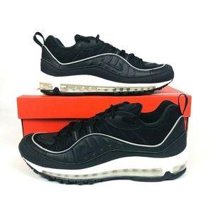 "Nike Air Max 98 Athletic Fashion Shoes ""Oil Grey"""